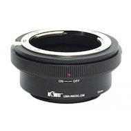 JJC KIWIFOTOS LMA-NK(G) (Nikon AF (G) AF-Sony E-Mount NEX) Переходное кольцо