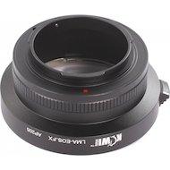 Фото JJC KIWIFOTOS LMA-EOS-FX (Canon EF- FUJIFILM XF) Переходное кольцо