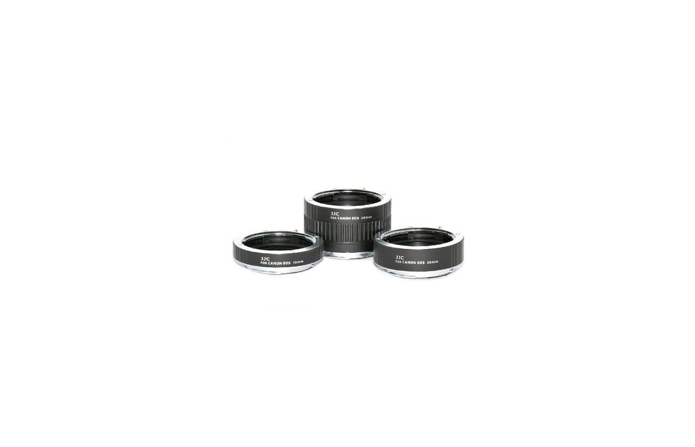 JJC AET-CS Набор удлинительных колец для Canon