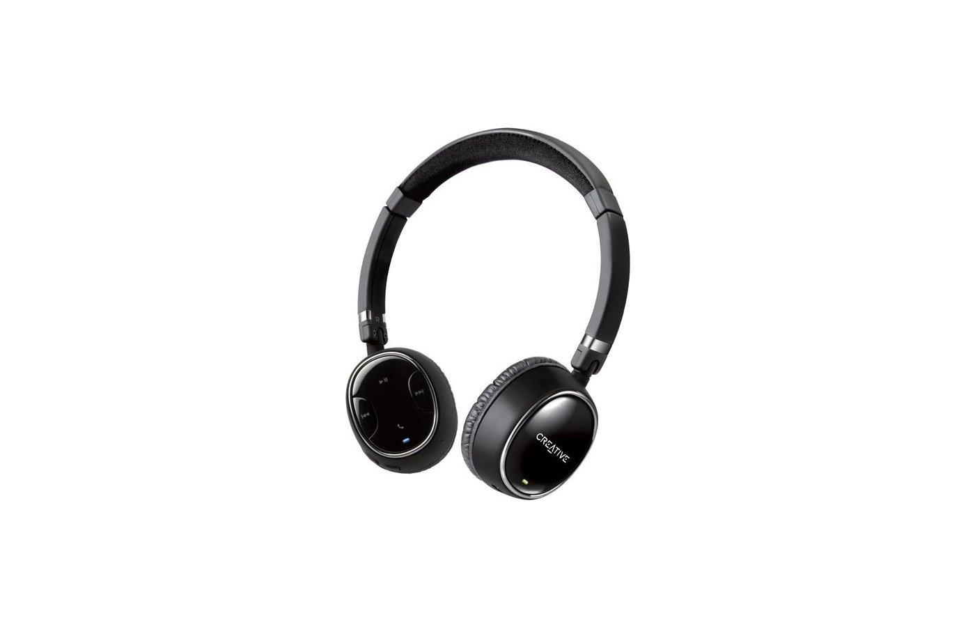 Наушники с микрофоном беспроводные Creative WP-350 Bluetooth CLE-R