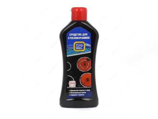 Чистящее средство TOP HOUSE 391138/231932 для стеклокерамики 300мл