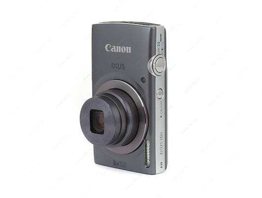 Фотоаппарат компактный CANON IXUS 160 silver
