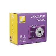 Фото Фотоаппарат компактный Nikon Coolpix S2900 purple