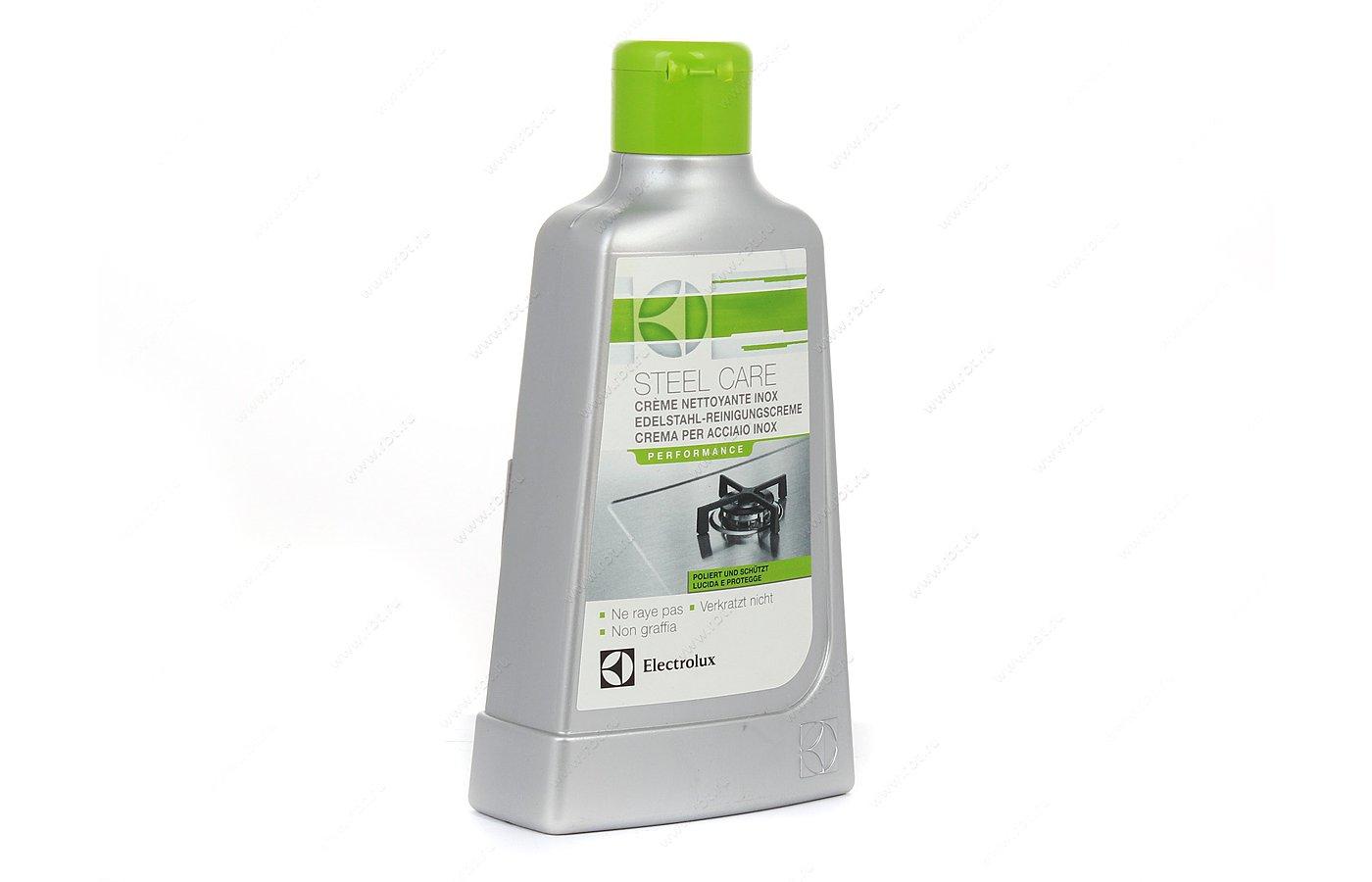 Чистящее средство ELECTROLUX E6SCC104 STALRENS для стали и хрома 250мл