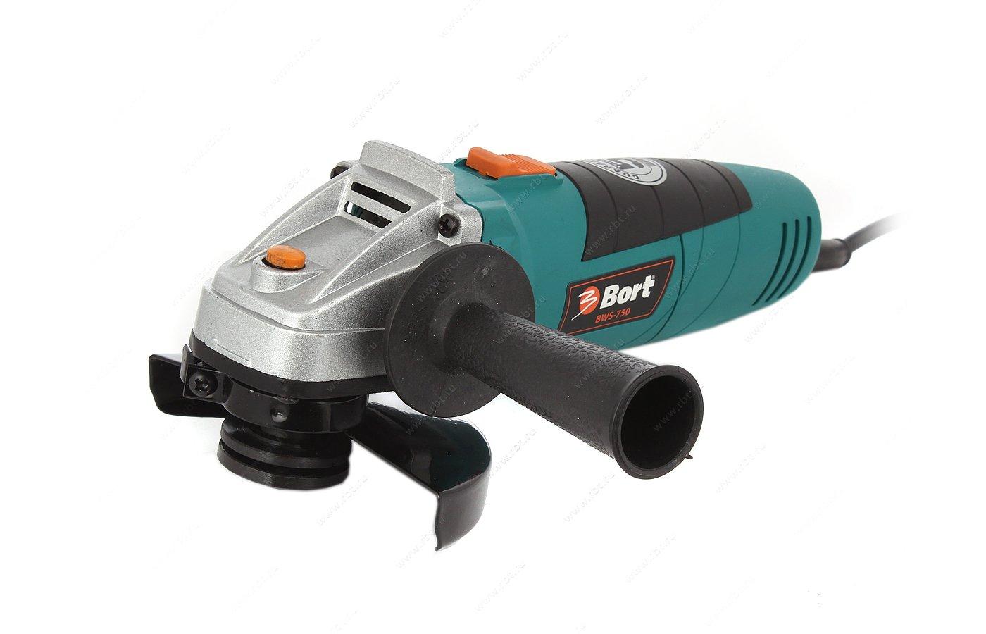 Углошлифмашина BORT BWS-750