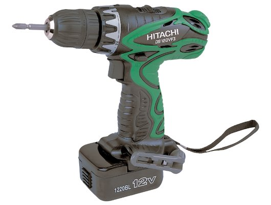 Дрель HITACHI DS12DVF3