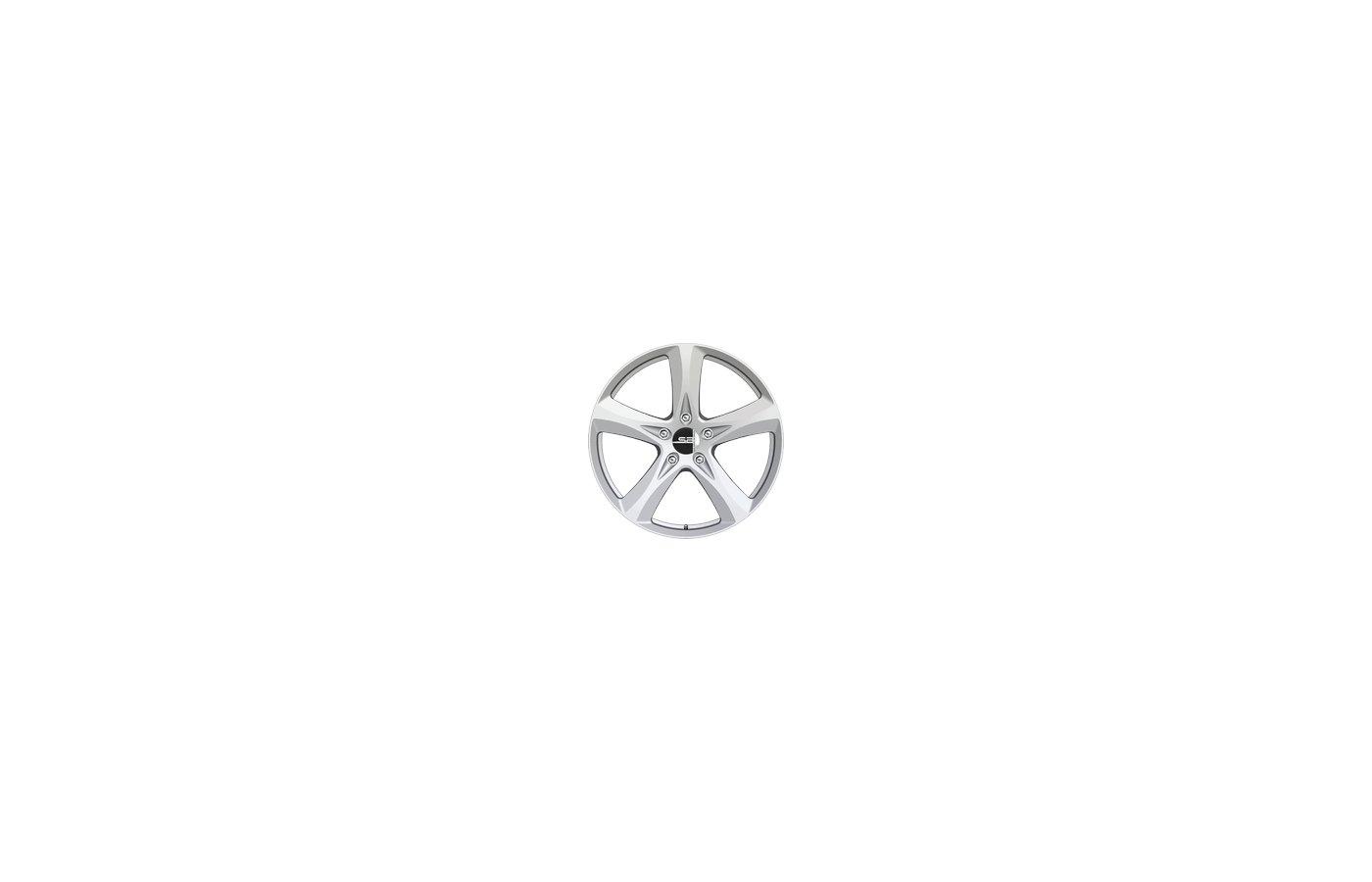 Диск OZ Racing Sardegna 9.5x20/5x120 D79 ET52 Chrystal Titanium