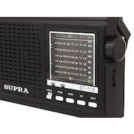 Фото Радиоприемник SUPRA ST-110 black
