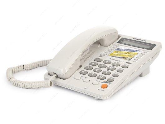 Проводной телефон PANASONIC KX-TS 2365RUW
