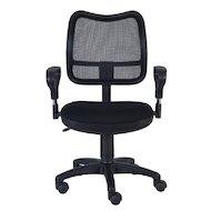 Бюрократ CH-799AXSN/Black спинка сетка черный сиденье черный 26-28