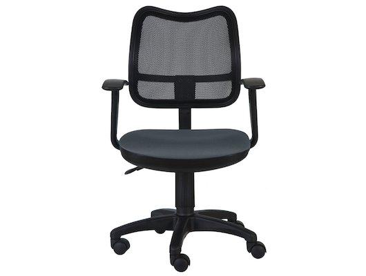 Бюрократ CH-797AXSN/26-25 спинка сетка черный сиденье серый 26-25 подлокотники T-образные