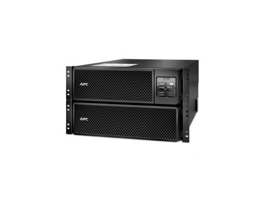 Блок питания APC Smart-UPS SRT SRT8KRMXLI 8000W черный 8000VA,Входной 230V /Выход 230V, Interface Port Contact Cl