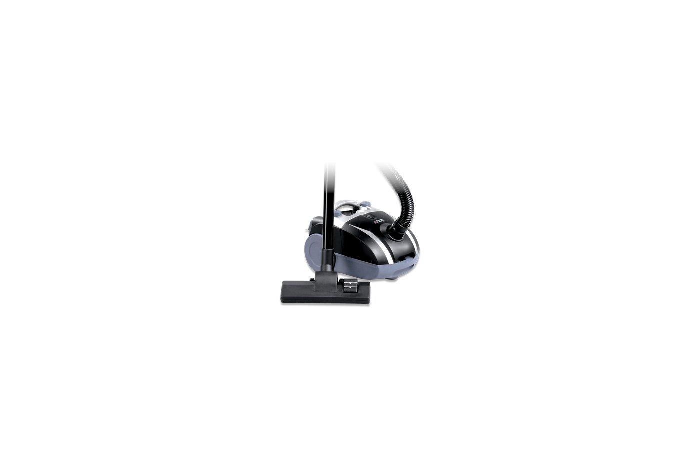 Пылесос SINBO SVC-3446 черный/серебро