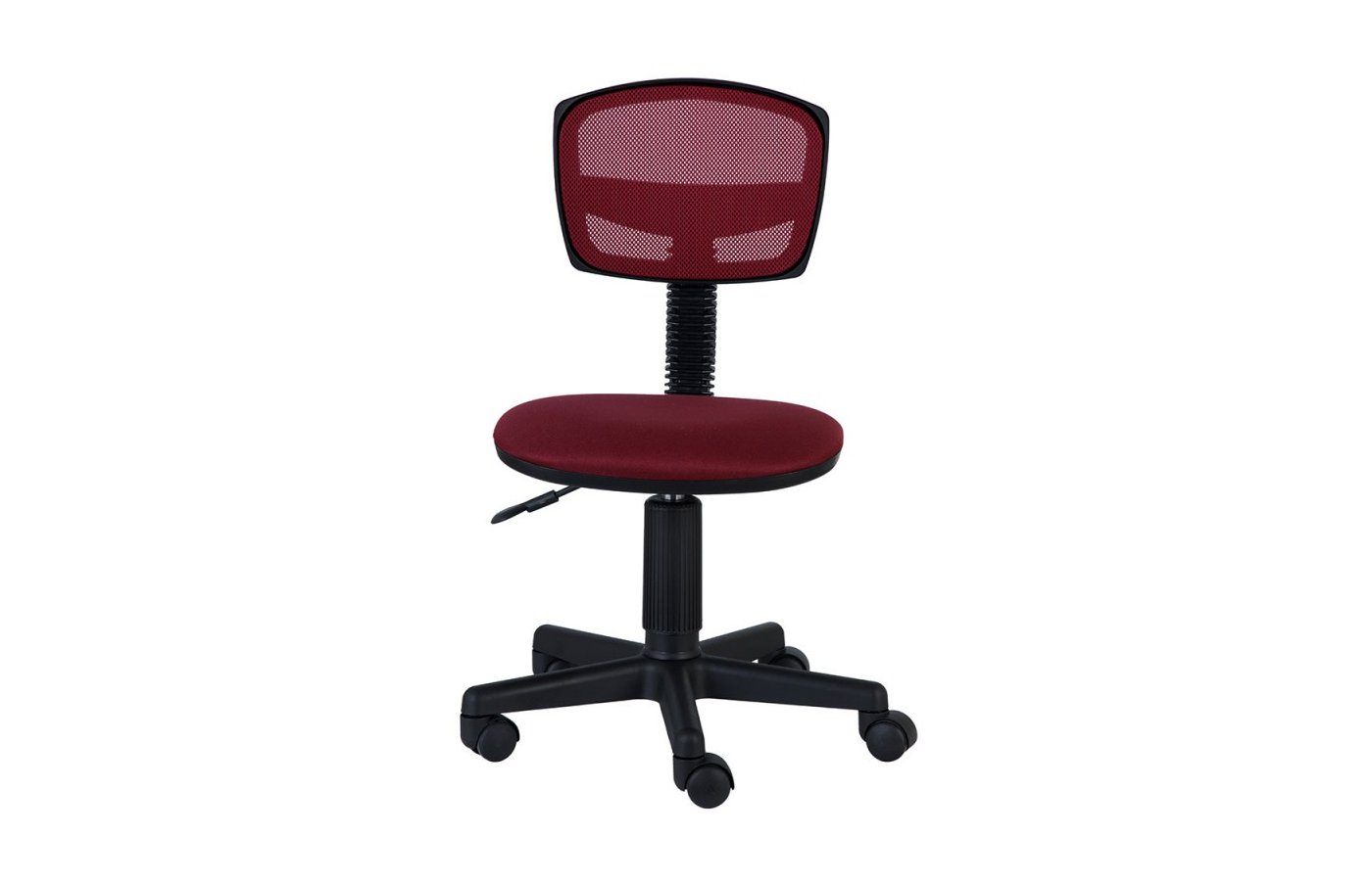 Бюрократ CH-299/CH/15-11 спинка сетка бордовый сиденье бордовый 15-11