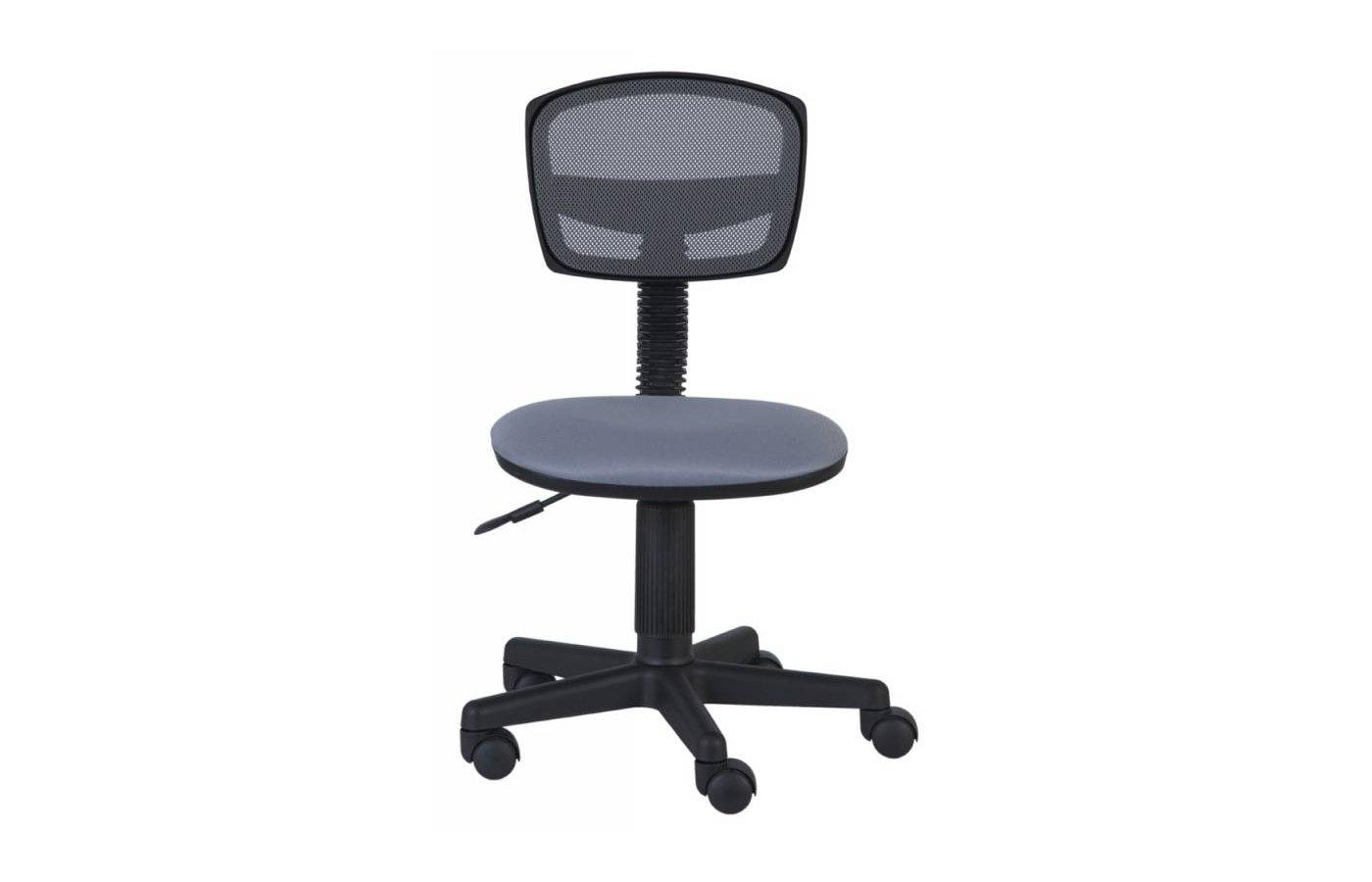 Бюрократ CH-299/G/15-48 спинка сетка серый сиденье серый 15-48