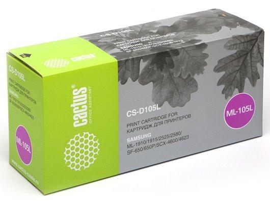 Картридж лазерный Cactus CS-D105L