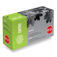 Фото Картридж лазерный Cactus CS-EP27S для Canon LBP3200 MF3220 LaserBase MF3110/3200/5600 (2500стр.)