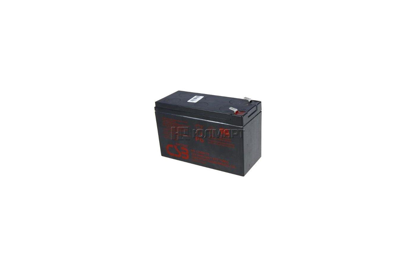 Блок питания Батарея CSB 12V/9Ah HR1234W