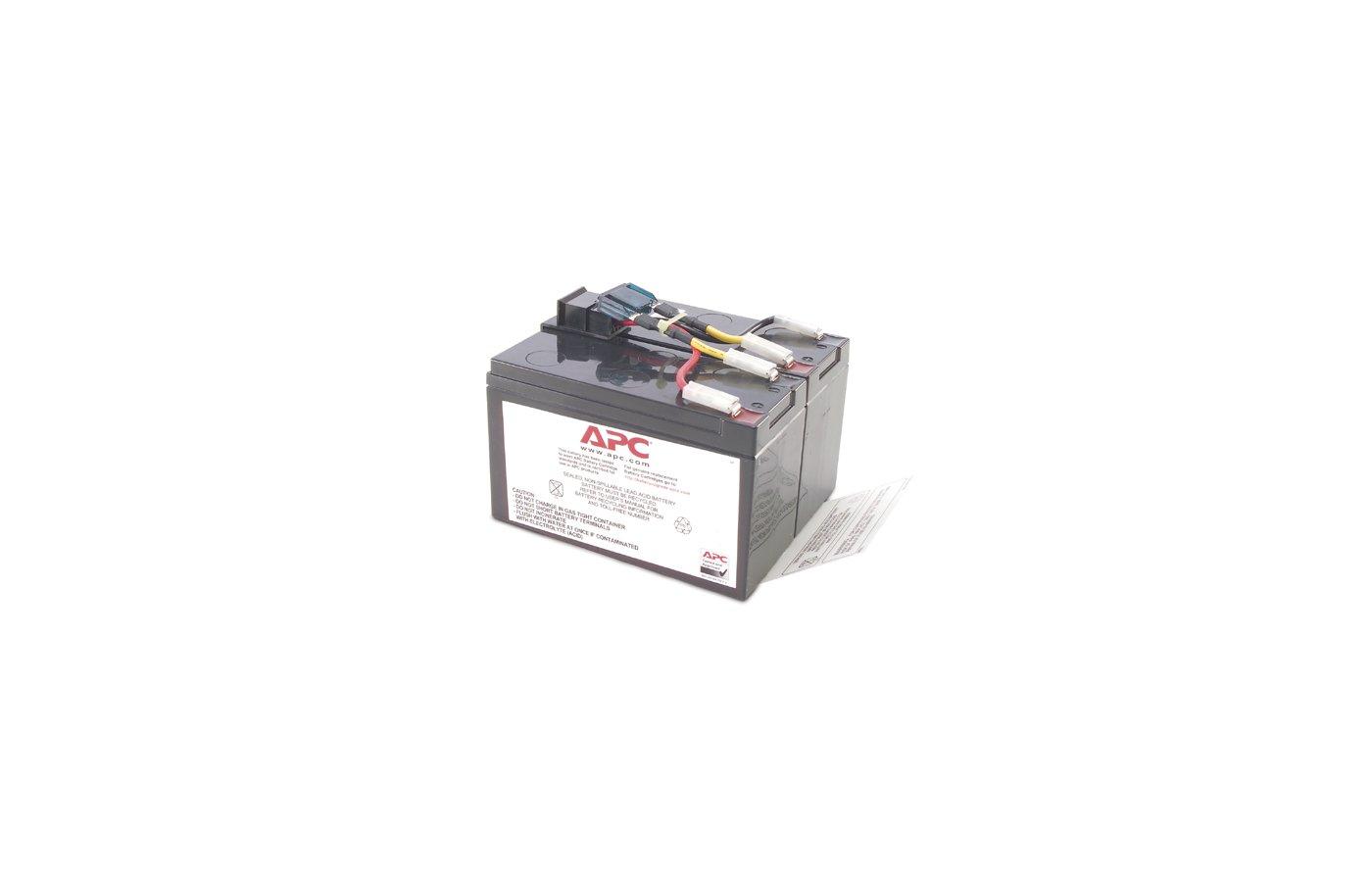 Блок питания Батарея APC RBC48