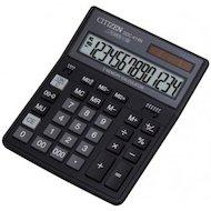 Калькулятор Citizen SDC-414N черный 14-разр. 2-е питание, 000, 00, MII, mark up, A0234F