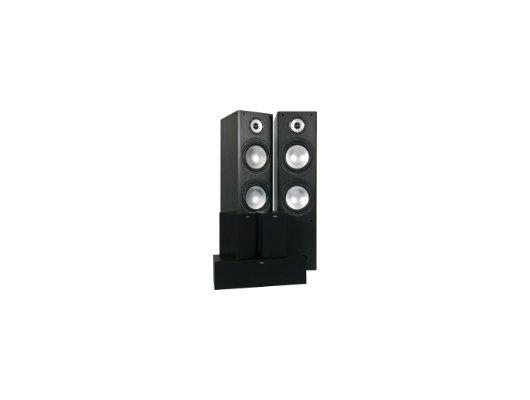 Комплект акустики YAMAHA NS-F51 Black+NS-P51 Black (5.0 комплект)