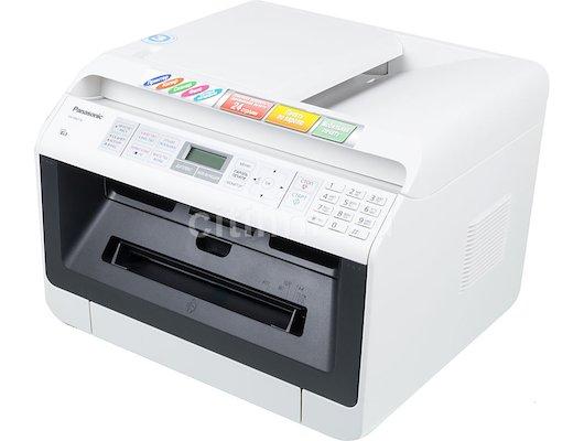 МФУ Panasonic KX-MB2130RUW A4 Duplex белый/черный