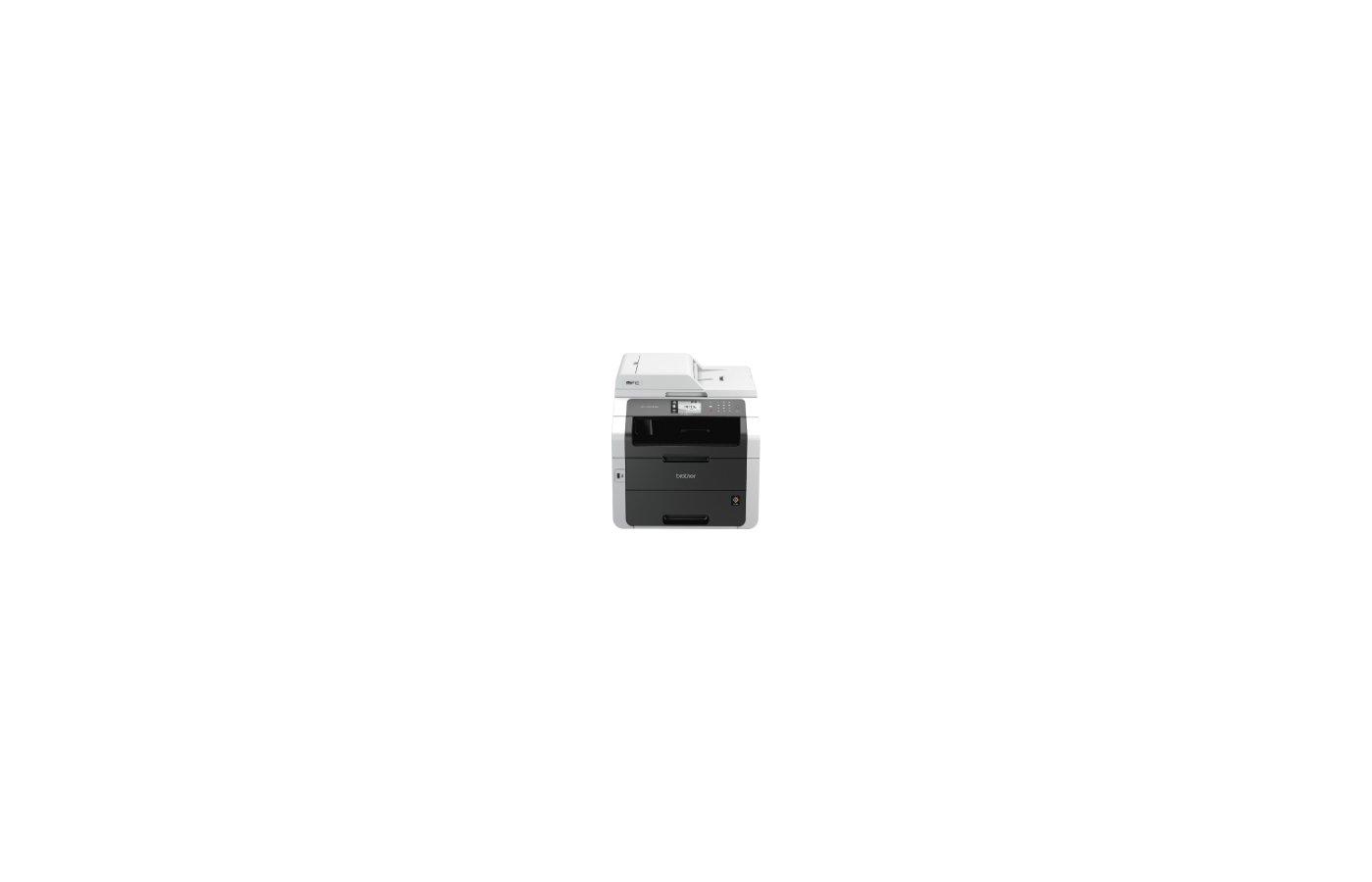 МФУ Brother MFC-9330CDW A4 Duplex WiFi черный