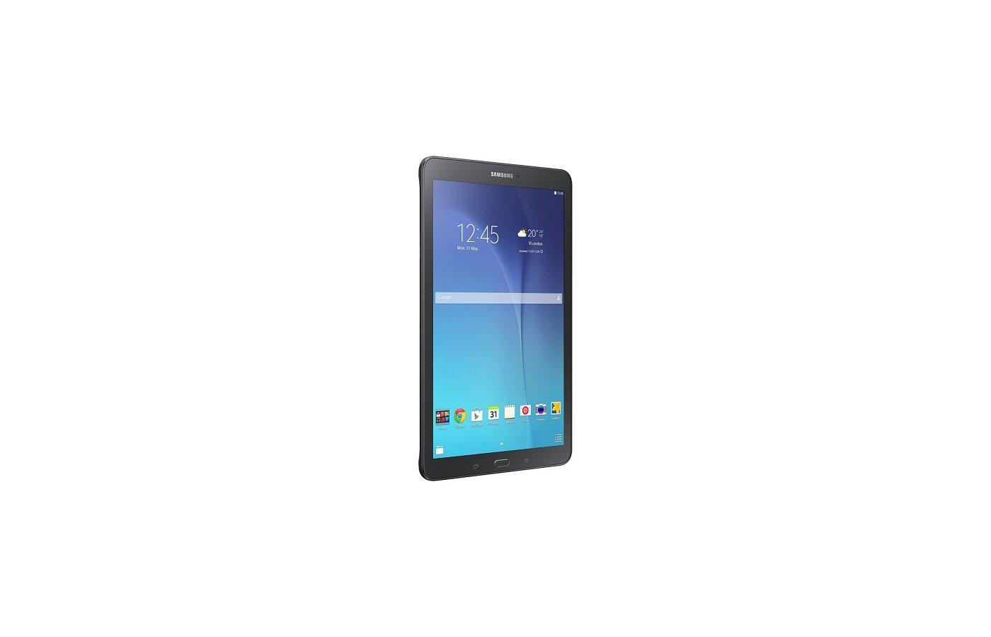 Планшет Samsung GALAXY Tab E 9.6 /SM-T561NZKASER/ 3G 8Gb Black