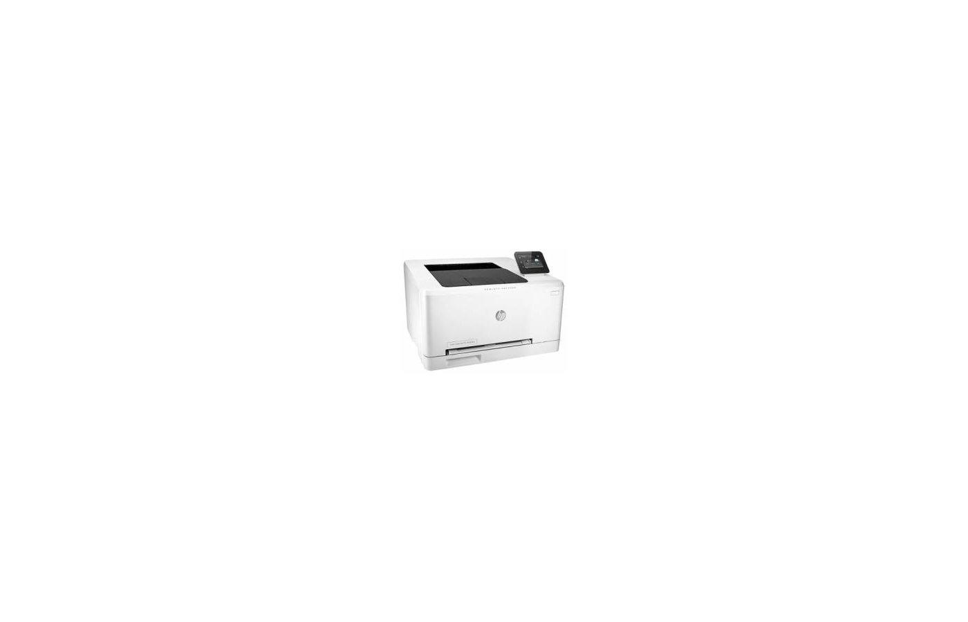 Принтер HP Color LaserJet Pro M252dw /B4A22A/ A4 Duplex WiFi