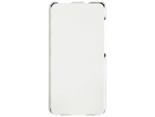 Чехол iBox Premium для Asus ZenFone 5 (A501CG/A500CG/A500KL) белый