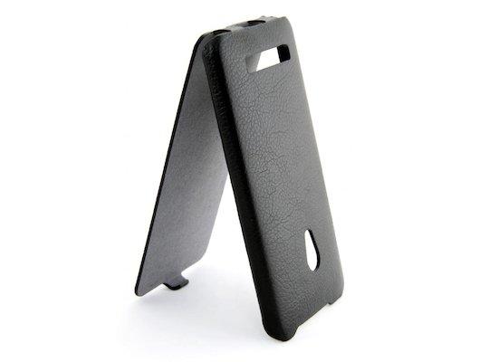 Чехол iBox Premium для Asus ZenFone 5 (A501CG/A500CG/A500KL) черный