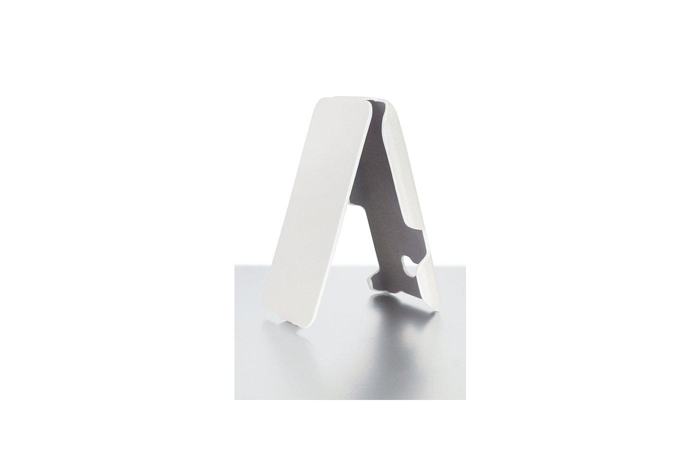 Чехол iBox Premium для Asus ZenFone 4 (A400CG) белый