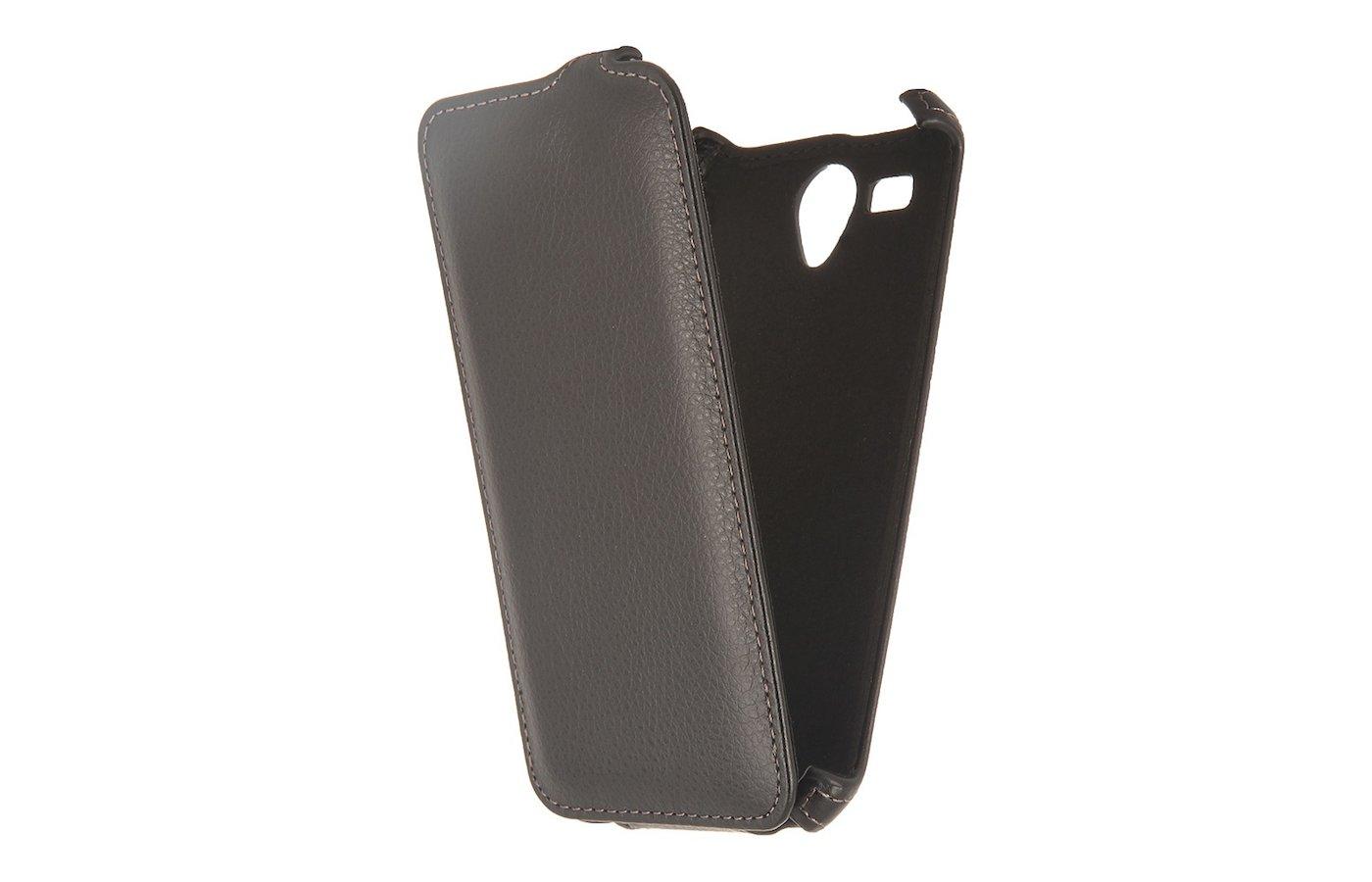 Чехол iBox Premium для Fly IQ4502 Era Energy 1 Quad черный