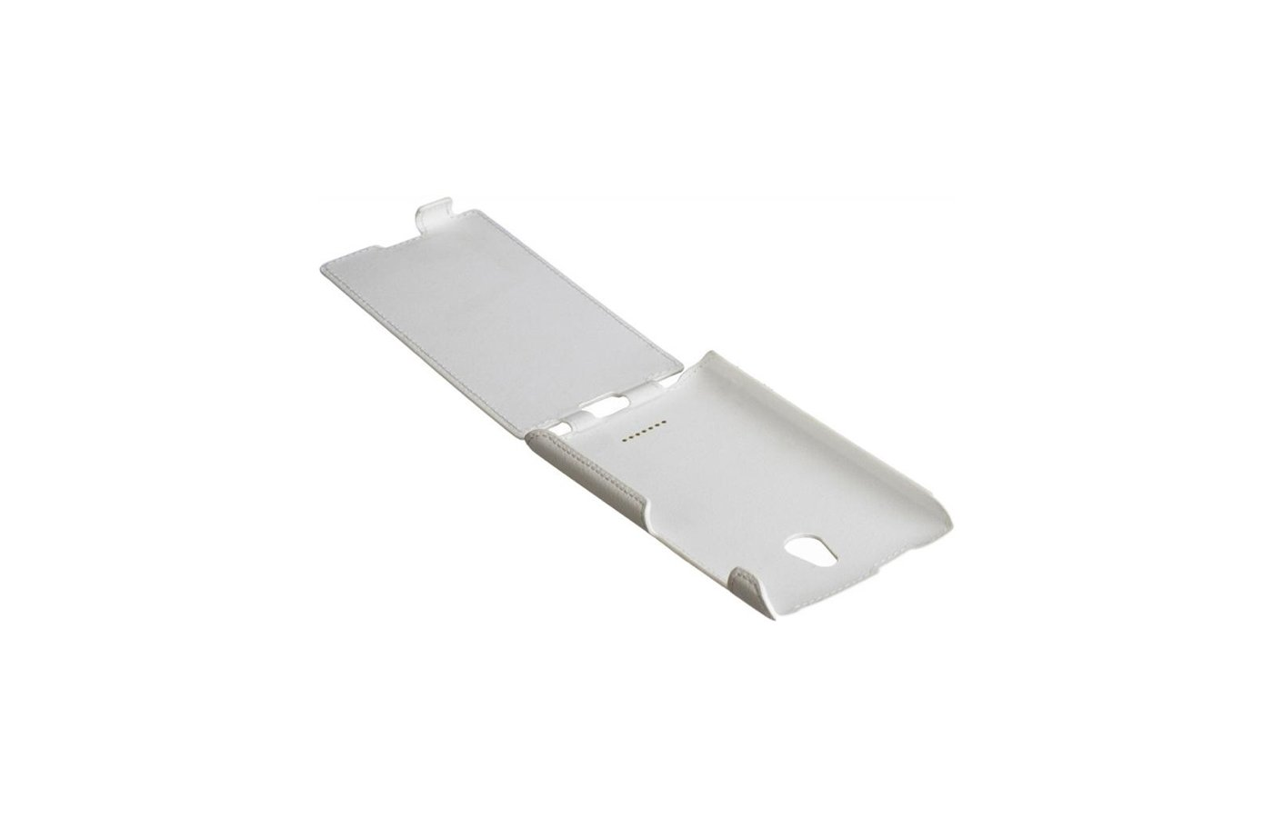 Чехол iBox Premium для Nokia XL белый
