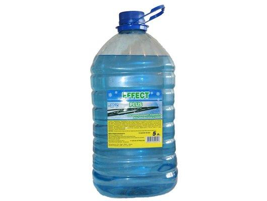 Автохимия Effect Plus Жидкость низкозамерзающая 5л