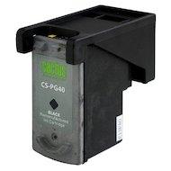 Фото Картридж струйный Cactus CS-PG40 совместимый черный для Canon Pixma MP150/ MP160/ MP170/ MP180 (18ml)