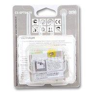 Фото Картридж струйный Cactus CS-EPT0879 совместимый оранжевый для Epson Stylus Photo R1900 (13,8ml)