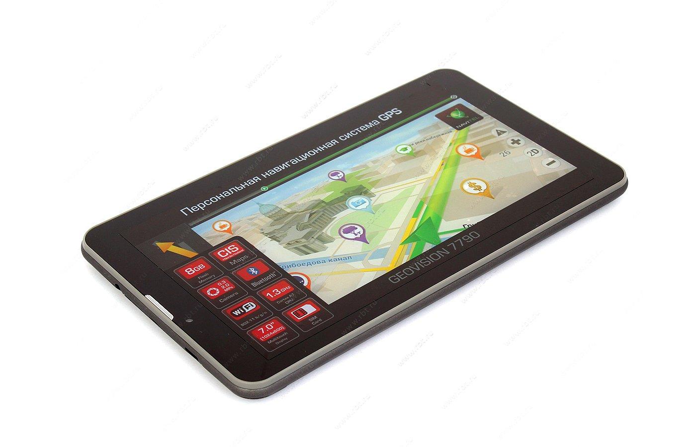 Навигатор Prestigio GeoVision 7790