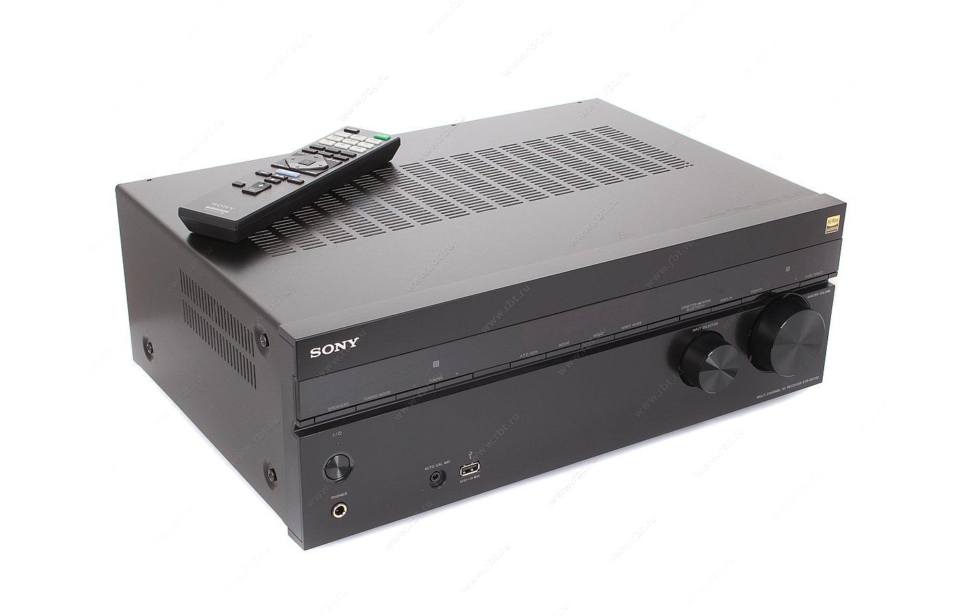Ресивер SONY STR-DH750