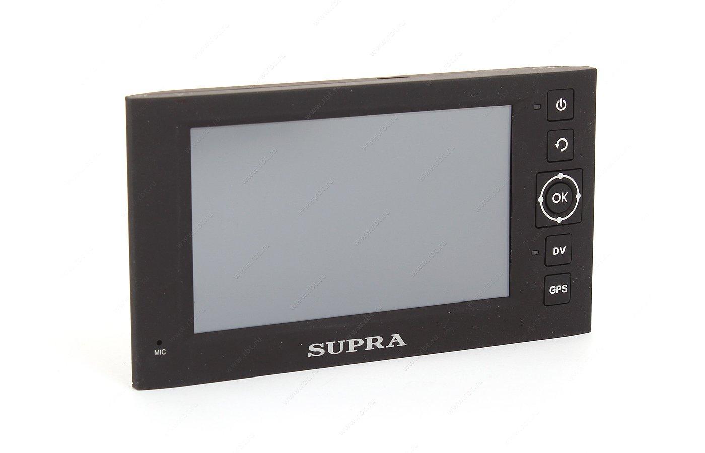 Навигатор SUPRA SNP-439VR. NAVITEL