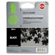 Фото Картридж струйный Cactus CS-CLI426BK совместимый черный для Canon MG5140 5240 6140 8140 MX884 (8,2ml)