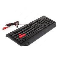Фото Клавиатура проводная A4Tech Bloody B120 черный USB Multimedia Gamer LED