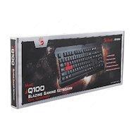 Фото Клавиатура проводная A4Tech Bloody Q100 Black USB