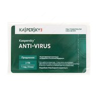 Фото Компьютерное ПО Kaspersky Anti-Virus 2015 Russian Edition. 2-Desktop 1 year Renewal Card (KL1161ROBFR)