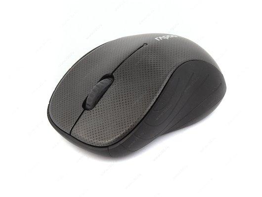 Мышь беспроводная Rapoo 3000p Grey USB