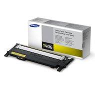 Фото Картридж лазерный Samsung CLT-Y406S желтый для LP-360/365/368, CLX-3300/330 (1000стр.)