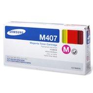 Фото Картридж лазерный Samsung CLT-M407S пурпурный для CLP-320/320N/325 / CLX-3185/3185N/3185FN (1000стр.)