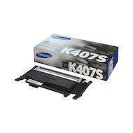Картридж лазерный Samsung CLT-K407S черный для CLP-320/320N/325 / CLX-3185/3185N/3185FN (1500стр.)