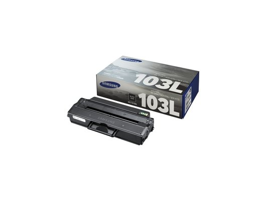 Картридж лазерный Samsung MLT-D103L черный для ML-2950ND/2955ND/2955DW (2500стр.)