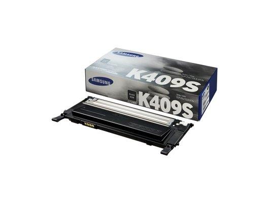 Картридж лазерный Samsung CLT-K409S черный для CLP-310/315, CLX-3170FN (1500стр.)